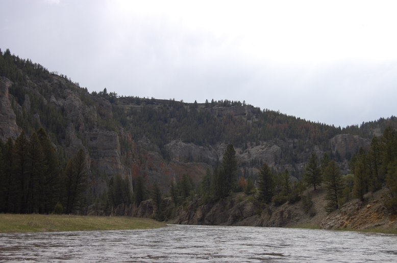 The Smith River, May 2010
