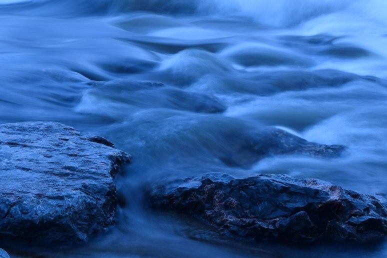 water-blur